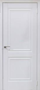 Межкомнатная дверь GLOSS 586 Белый глянец