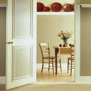 Какие двери лучше выбрать на кухню