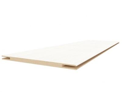 ТЕЛЕСКОП Добор белый глянец 150*10*2070мм