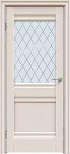 Межкомнатная дверь CONCEPT 593 Магнолия